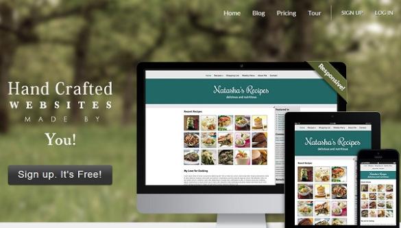 بهترین وب سایت ساز های آنلاین رایگان+ثبت نام